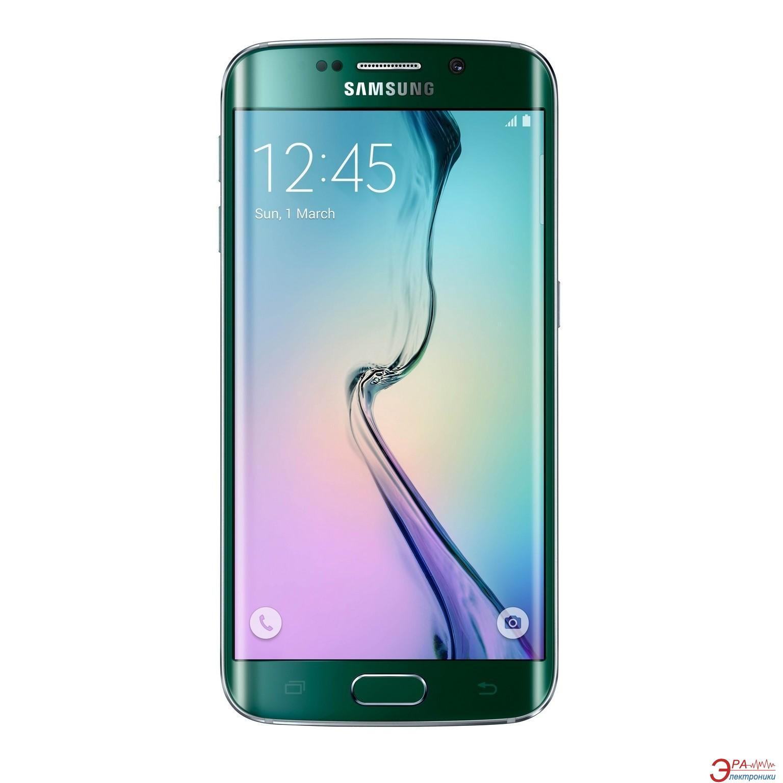 Смартфон Samsung Galaxy S6 Edge 32GB GREEN (SM-G925FZGASEK)