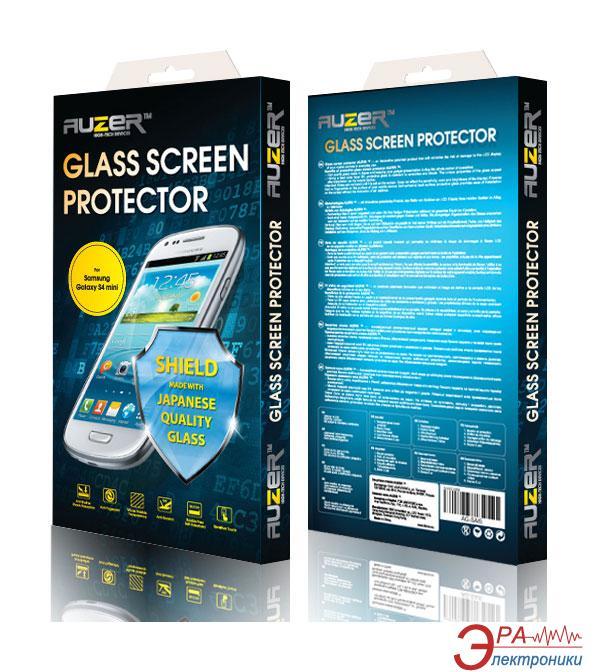 Защитное стекло Auzer for Samsung Galaxy S4 mini (I9190) (AG-SSG4M)