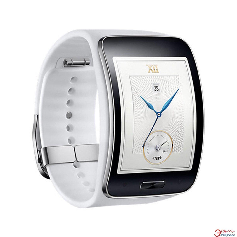 Смарт часы Samsung SM-R7500 (Gear S) White (SM-R7500ZWA)