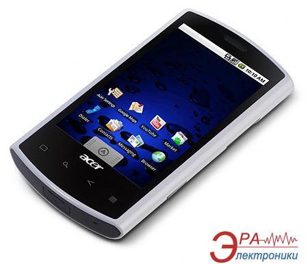 Смартфон Acer Liquid MT S120 Silver (XP.H52EN.020)