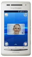 Смартфон SonyEricsson E15i X8 White (1242-4877)