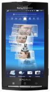 Смартфон SonyEricsson X10i Black with pouch (1238-3340)