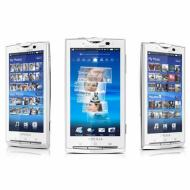 Смартфон SonyEricsson X10i White with pouch (1238-4174)