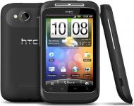Смартфон HTC A510e Wildfire S (4710937353587) Black