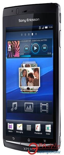 Смартфон SonyEricsson Arc LT15i X12 Blue (1247-2443)