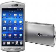 Смартфон SonyEricsson Neo MT15i Silver (1247-2925)