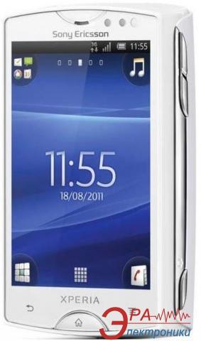 Смартфон SonyEricsson ST15i Mini White