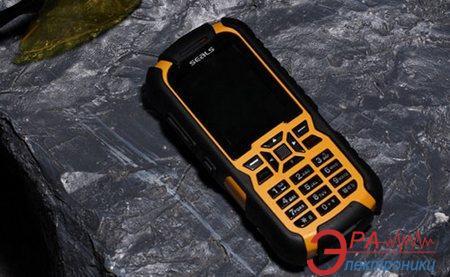 Смартфон Seals VR7 yellow