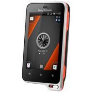 Смартфон SonyEricsson Active ST17i Black-Orange