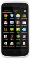 Смартфон Gigabyte GS202+ Dual SIM White