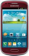 Смартфон Samsung GT-I8190 Galaxy S III Mini GRA (garnet red) (GT-I8190GRASEK)