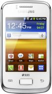 Смартфон Samsung GT-S5360 UWA Galaxy Y (pure white) (GT-S5360UWASEK)