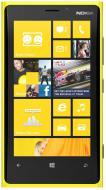 Смартфон Nokia Lumia 820 Yellow