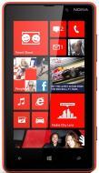 Смартфон Nokia Lumia 820 Red