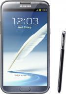 �������� Samsung GT-N7100 Galaxy Note II TAD (titan grey) (GT-N7100TADSEK)