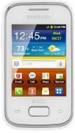Смартфон Samsung GT-S5302 Galaxy Pocket Duos ZWA (white) (GT-S5302ZWASEK)