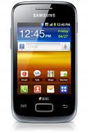 Смартфон Samsung GT-S6102 (Galaxy Duos Y) Strong Black (GT-S6102SKA)