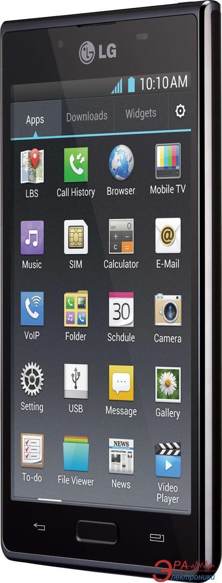 Смартфон LG P705 Optimus L7 Black