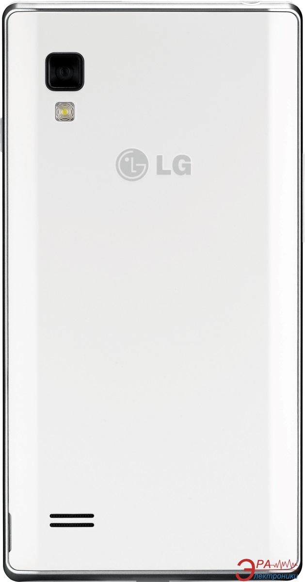 Смартфон LG P765 Optimus L9 White