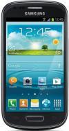 Смартфон Samsung GT-I8190 Galaxy S III Mini OKA (Sapphire black) (GT-I8190OKASEK)