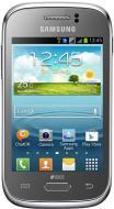Смартфон Samsung GT-S6312 Duos Galaxy Young MSA (metallic silver) (GT-S6312MSASEK)