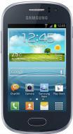 �������� Samsung GT-S6810 Galaxy Fame MBA (metallic blue) (GT-S6810MBASEK)