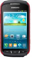 Смартфон Samsung GT-S7710 Galaxy Xcover II KRA (black red) (GT-S7710KRASEK)