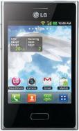 �������� LG Optimus L3 E400 White Silver