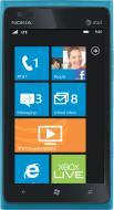 Смартфон Nokia Lumia 900 Cyan