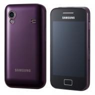 Смартфон Samsung GT-S5830i PPI Galaxy Ace Onyx Plum Purple (GT-S5830PPI)