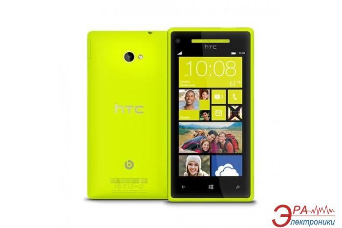Смартфон HTC C620e Accord Windows Phone 8x Yellow