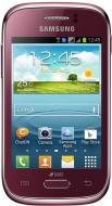Смартфон Samsung GT-S6312 Duos Galaxy Young WRA (wine red) (GT-S6312WRASEK)