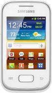 Смартфон Samsung GT-S5300 (Galaxy Pocket) White (GT-S5300ZWA)