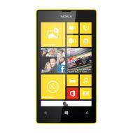 Смартфон Nokia Lumia 520 Yellow (A00010330)