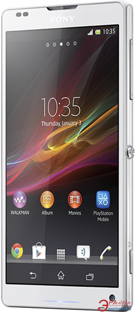 Смартфон Sony Xperia ZL C6503 White (1270-6838)