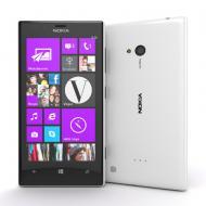 Смартфон Nokia Lumia 720 White