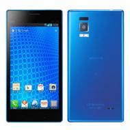 Смартфон LG Optimus G E975 Blue