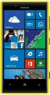 Смартфон Nokia Lumia 720 Yellow