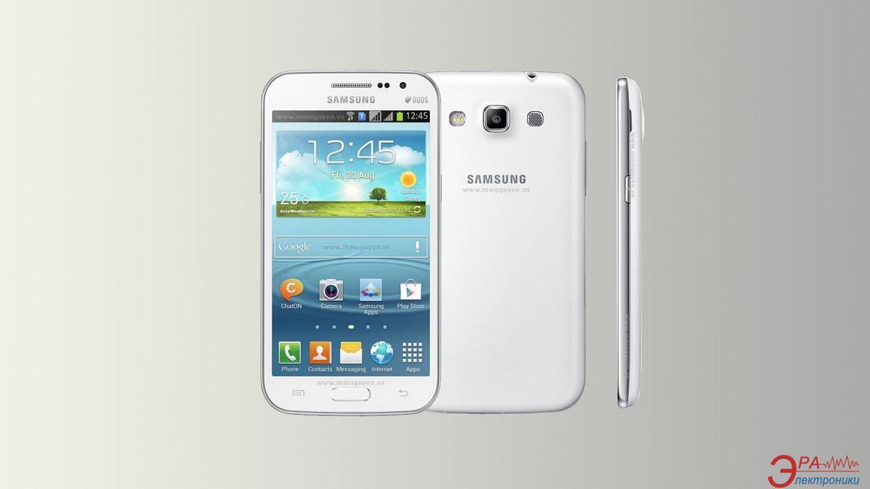 Смартфон Samsung GT-I8552 (Galaxy Win) CERAMIC WHITE (GT-I8552RWASEK)