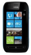 Смартфон Nokia Lumia 710 Black Cyan