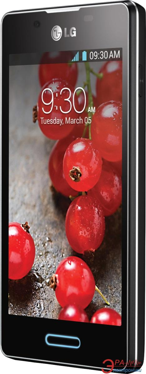 Смартфон LG P713 (Optimus L7 II) Black (LGP713.ACISBK)