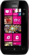 Смартфон Nokia Lumia 710 Black Fuchsia (0020Z71)