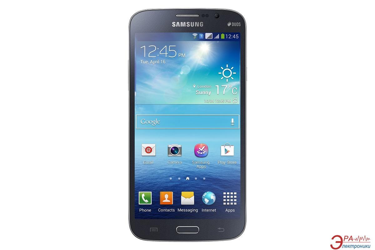 Смартфон Samsung GT-I9152 Galaxy Mega 5.8 ZKA (BLACK MIST) (GT-I9152ZKASEK)