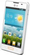 Смартфон LG E440 (Optimus L4 II) White