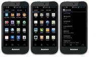 Смартфон Lenovo S850E Dual Sim Black