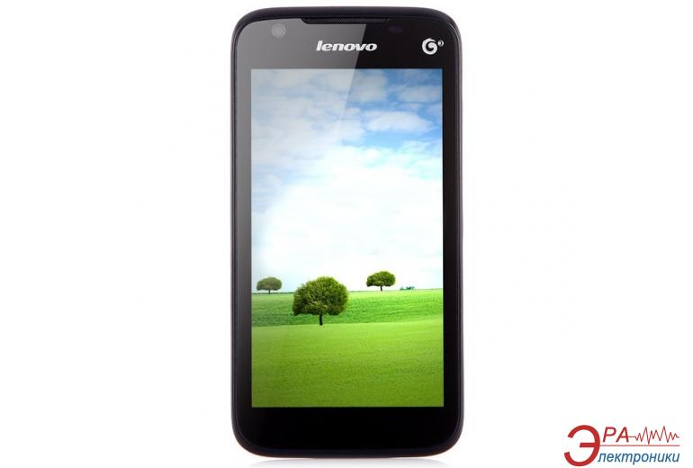 Смартфон Lenovo S899t DualSim Black Blue