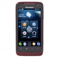 Смартфон Lenovo A789 DualSim Red