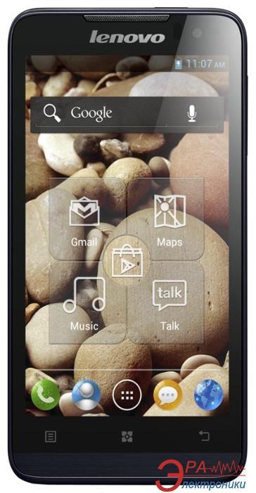 Смартфон Lenovo P770 DualSim Black