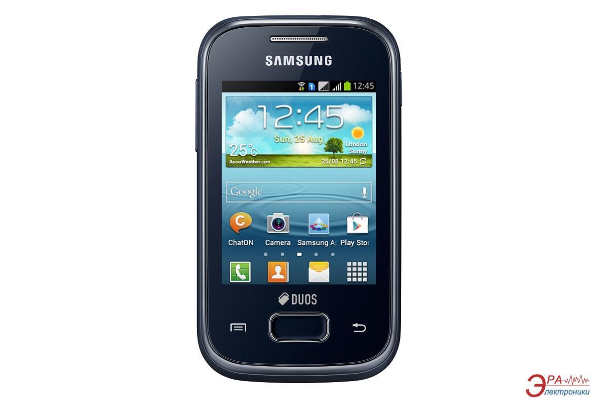 Смартфон Samsung GT-S5303 (Galaxy Y Plus) BLACK (GT-S5303ZKASEK)