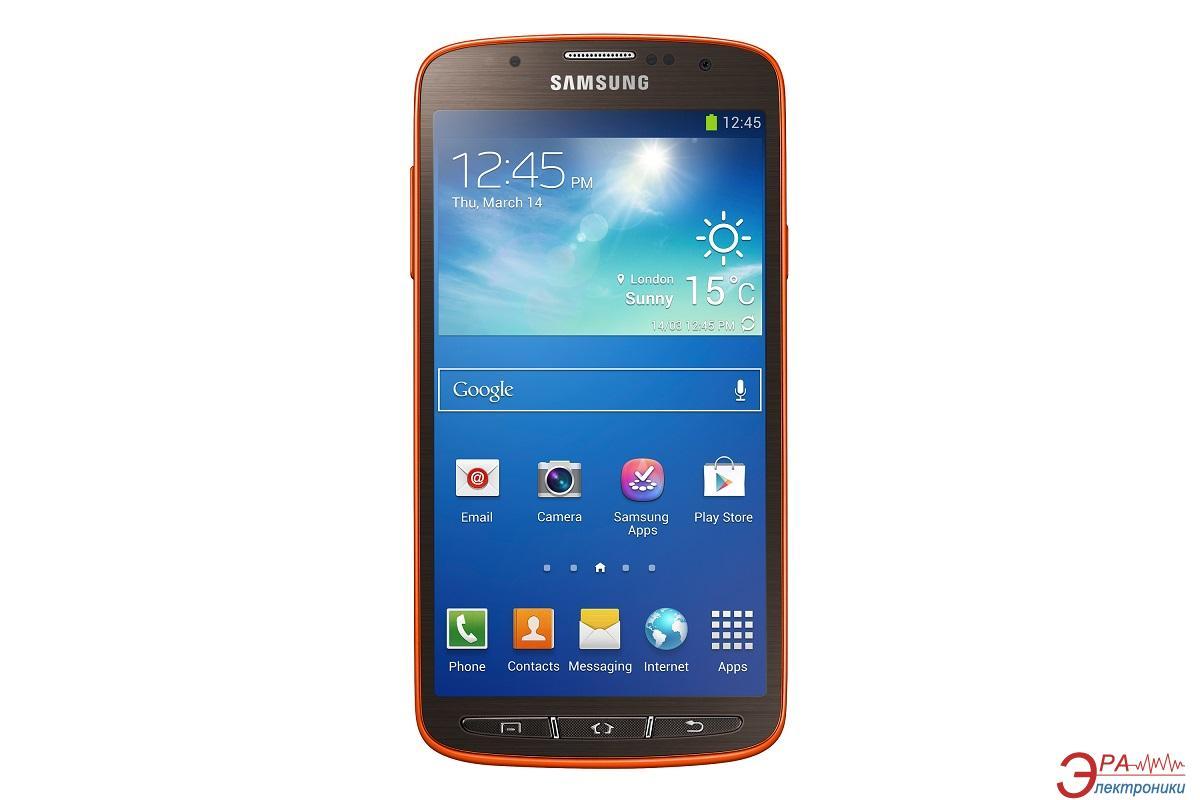 Смартфон Samsung GT-I9295 Galaxy S4 Active ZOA (orange flare) (GT-I9295ZOASEK)